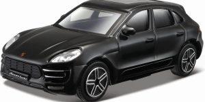 Porsche Macan (Zwart) 1:24 Bburago