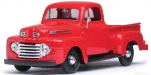 Ford F-1 Pickup (Rood) 1:24 Maisto