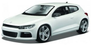 VW Scirocco R (Wit) 1:24 Bburago