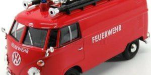 Volkswagen Van Feuerwehr 1:24 MotorMax