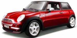 MINI Countryman (Rood) 1:24 Maisto