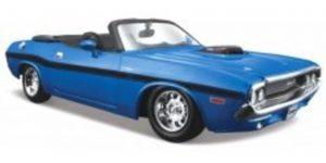 Dodge Charger R/T Convertible (Oranje) 1:24 Maisto