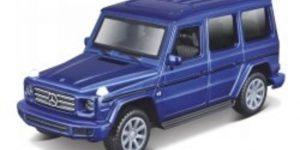 Mercedes-Benz G-Class Pull-Back (Blauw) 1:43 Maisto