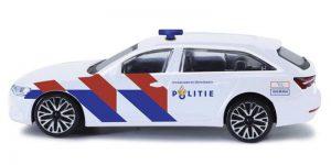 Audi A6 Nederlandse Politie 2019 1:43 Bburago