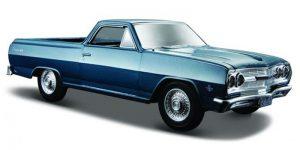 Chevrolet El Camino (Blauw) 1:24 Maisto
