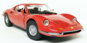 Ferrari Dino 246 GT 1:18 (Rood) Anson