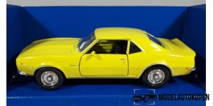 Chevrolet Camaro Z28 (Geel) 1/32 Welly