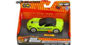 Road Rippers Mini Convertible (Groen) 1:43