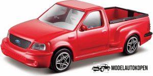 Ford SVT F-150 (Rood) 1:43 Bburago
