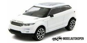 Land Rover LRX 2010 (Wit) 1:43 Bburago