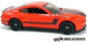 Hot Wheels 2018 Ford Mustang GT Rood