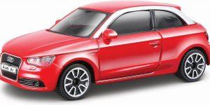 Audi A1 (Rood) 1:43 Bburago