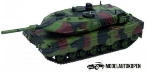 German Leopard 2A5 Leger Tank 1/72 Diecast
