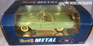 1955 Ford Thunderbird (Mintgroen)