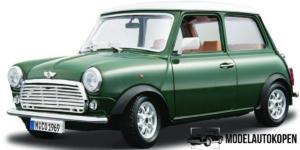 1960 Mini Cooper (Groen)