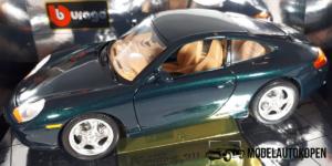 """1997 Porsche 911 """"Bijenkorf Collectie"""" Donkergroen"""