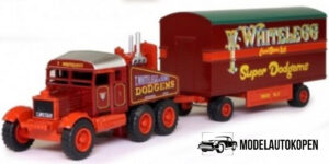 Scammell Pioneer & Dodgem Trailer Circus 1/76 Atlas
