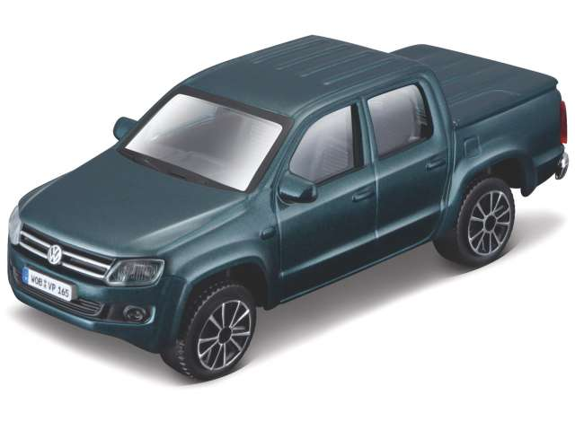 Volkswagen Amarok 2011 (Groen) 1:43 Bburago