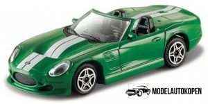 SHELBY SERIES ONE (Groen) 1:43 Bburago