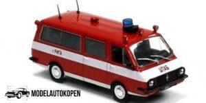 Latvija RAF PAO 22034 Brandweer