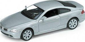BMW 645Ci (Zilver) 1:32 Welly