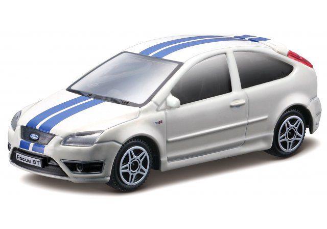Ford Focus ST (Wit) 1:43 Bburago