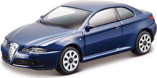 Alfa Romeo GT (Blauw) 1:43 Bburago