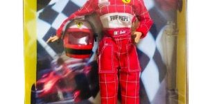 Scuderia Ferrari Barbie Collector's Item