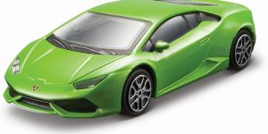 Lamborghini Huracan LP 610-4 (Groen) 1:43 Bburago