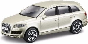 Audi Q7 2011 (Zilver) 1:43 Bburago