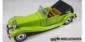 Bugatti Royale Groen 1/43 Magazijn Opruiming
