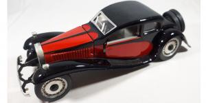 Bugatti T50 Zwart/Rood
