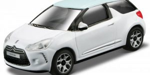 Citroën DS3 (Wit) 143 Bburago