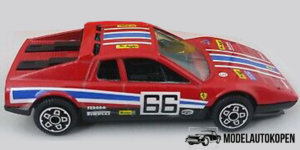 Ferrari 512 BB Daytona Rood