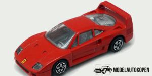 Ferrari F40 (1987) Rood
