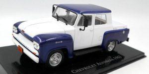 Chevrolet Alvorada 1962 1/43 Atlas