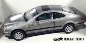Mercedes-Benz CLK Coupé (Grijs)