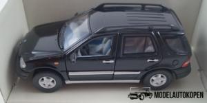 Mercedes-Benz M Klasse Zwart