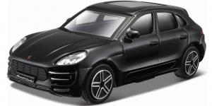 Porsche Macan (Zwart) 1:43 Bburago