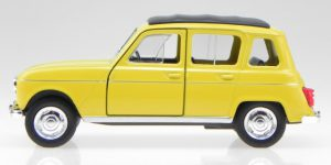 Renault 4 Geel 1/34 Welly