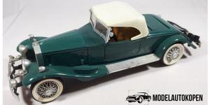 Rolls Royce 1931 Groen - Magazijn Opruiming