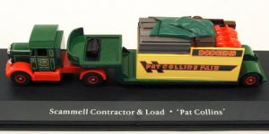 Scammell Contractor & Load 1/76 Atlas