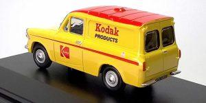 """Ford Anglia Van """"Kodak Products"""" 1/43 Oxford Roadshow"""