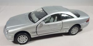 Mercedes Benz Collection - Welly 1:43