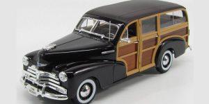 1948 Chevrolet Fleetmaster Woody 1/18 Maisto Special Edition