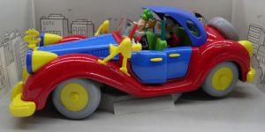 Disney Collection - Scrooge - 1/18 Bburago