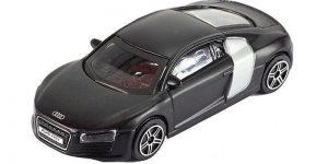 Audi R8 (Zwart) 1:43 Bburago