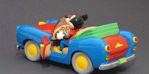 Disney Collection - Mickey Mouse - 1/18 Bburago