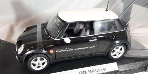 Mini Cooper Messe Frankfurt 1/18 Maisto Special Edition