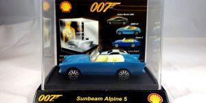 Sunbeam Alpine 5 1:64 (007 James Bond)
